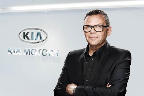 Peter Schreyer postao predsednik Kia Motors Corporation