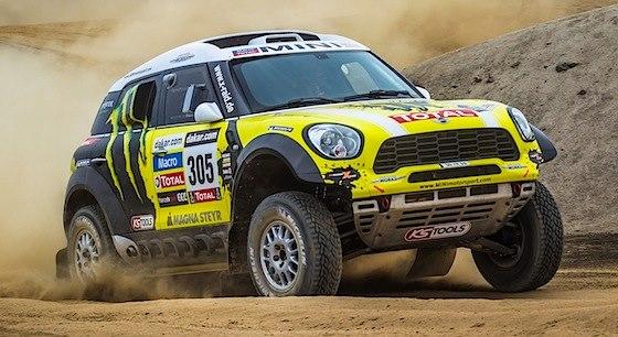 MINI preuzeo vođstvo na Dakar 2013 reliju