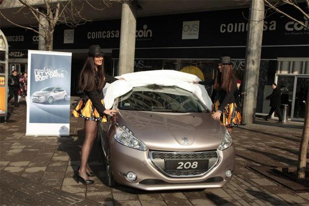 Peugeot 208 je Eko auto 2013.