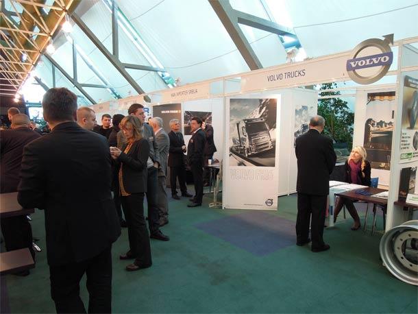 Volvo na 12. skupštini Poslovnog udruženja Međunarodni transport