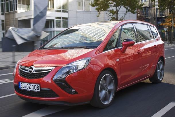 Opel Zafira Tourer BiTurbo: Najbrži kompaktni sedmosed sa dizel motorom