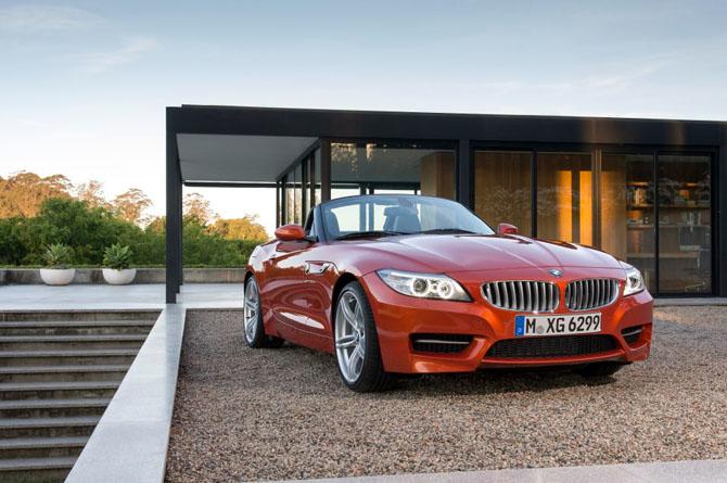 BMW Z4 redefiniše Roadster segment
