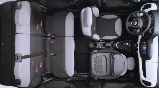 Svestranost Fiata 500L