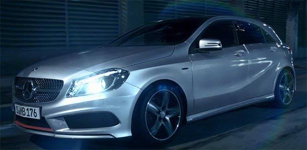 Mercedes A klase je najlepši automobil 2012. godine