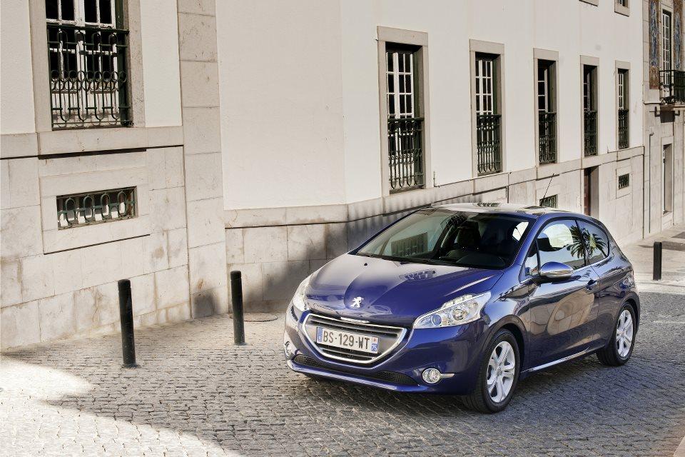 Peugeot 208 lider u Evropi u decembru