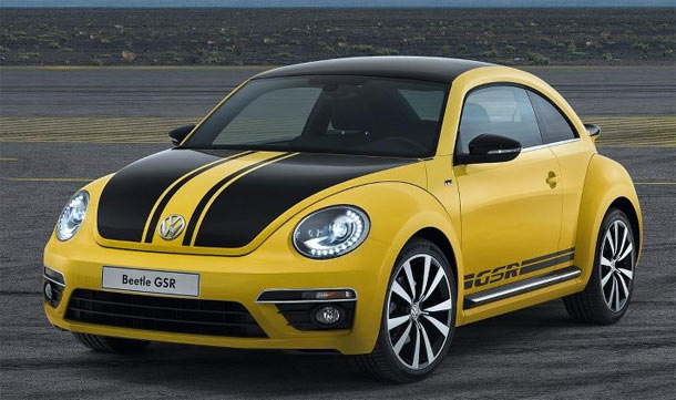 VW Beetle GSR Limited Edition
