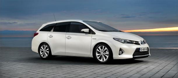 Toyota premijere za Sajam automobila u Ženevi 2013.