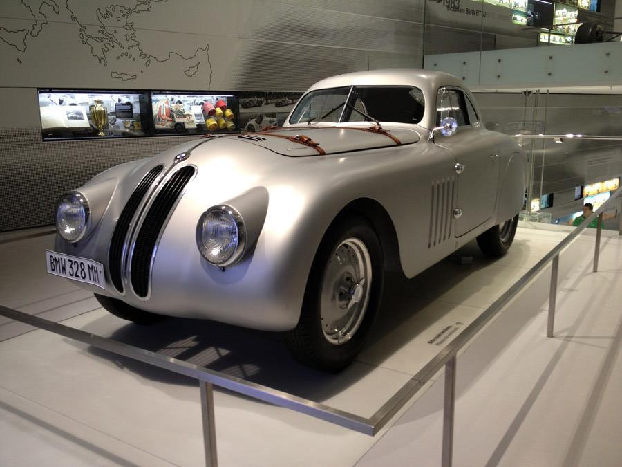 Osvežena postavka BMW muzeja