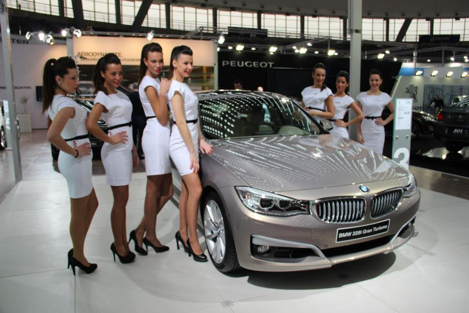 BMW na 51. Salonu automobila u Beogradu
