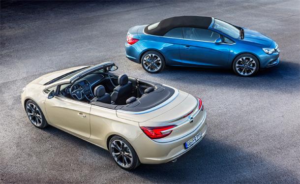 Nova Cascada: Opelov sportski, glamurozni kabriolet srednje veličine