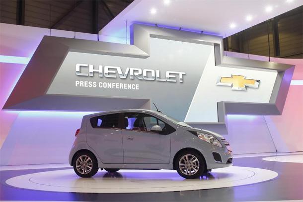 Još jedna Chevroletova premijera u Ženevi - Spark EV!