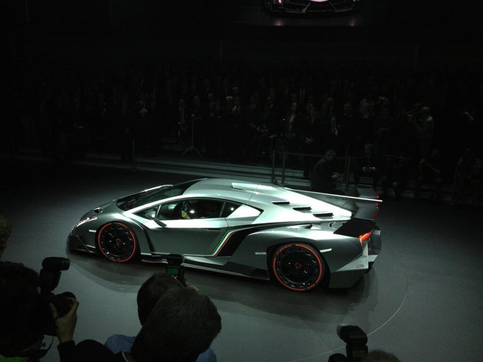 Novi Lamborghini Veneno otkriven u Ženevi!