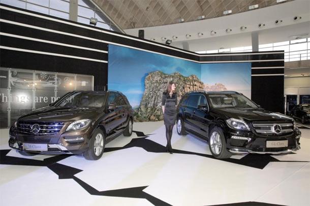 Posebna sajamska lizing ponuda za Mercedese