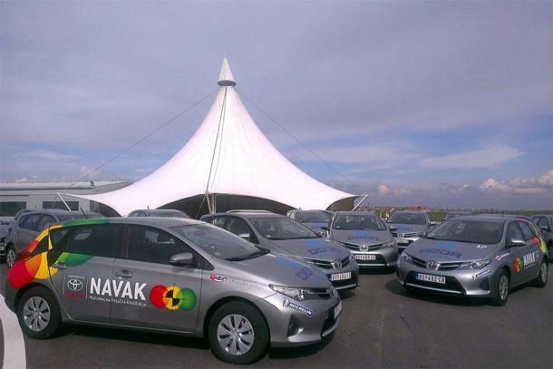 Novi Auris stigao na NAVAK