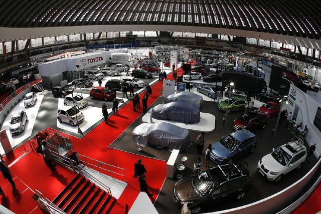 Međunarodni salon automobila od 22. do 31. marta