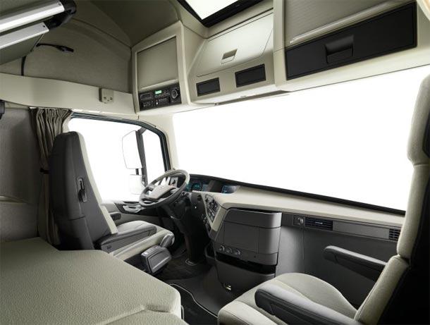 Bolji kvalitet vazduha u kabini novog kamiona Volvo FH