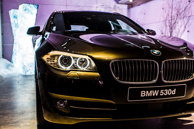 """BMW otvorio """"BMW Brand Store"""" u Parizu"""