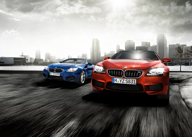 BMW M6 dobija ručni menjač i nove kočnice