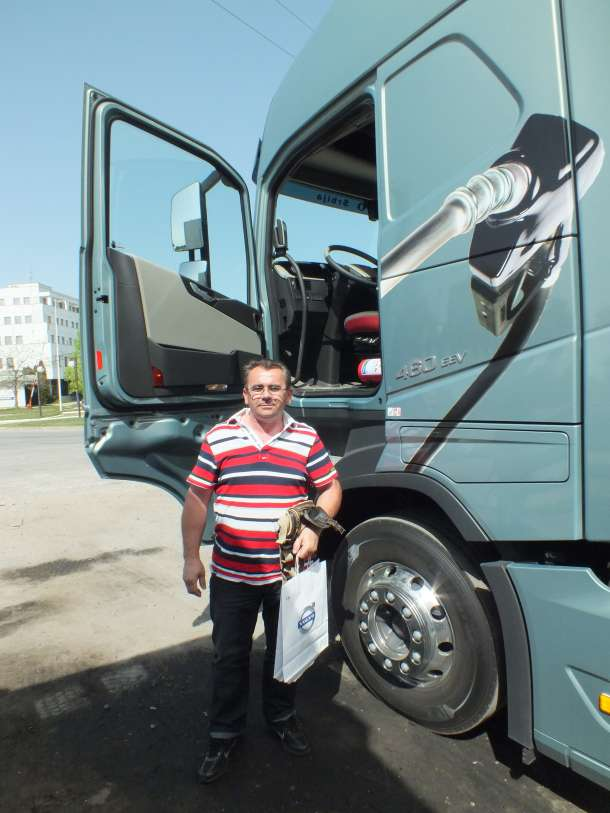 Treći finalista u takmičenju The Drivers Fuel Challenge je iz kompanije Agrorit