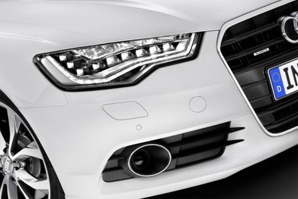 Audijeva LED ekološka tehnologija