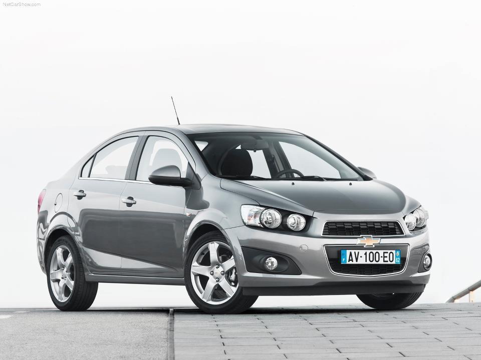 Novi Chevrolet Aveo za 9.739 evra