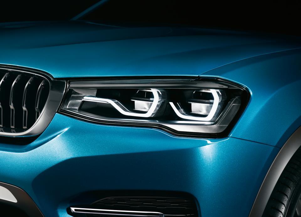Izazovi dizajniranja BMW Concepta X4