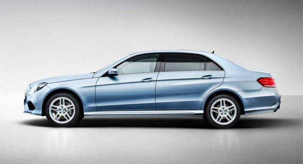 Nova Mercedes E-klasa sa produženom osnovom