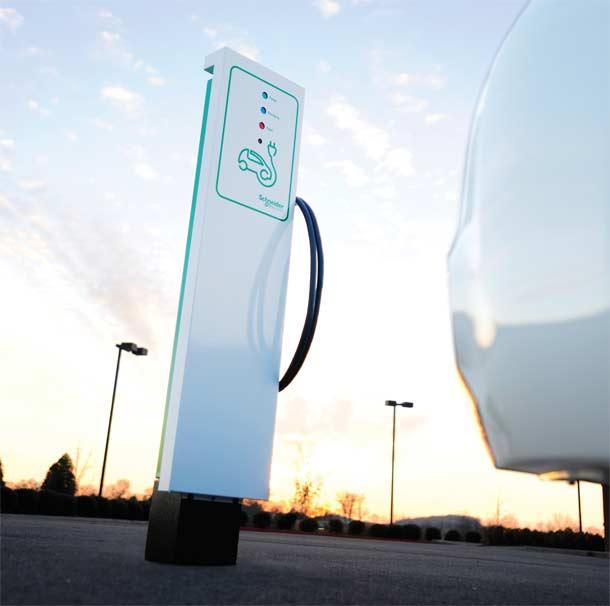 Schneider Electric EVlink rešenja za punjenje električnih vozila