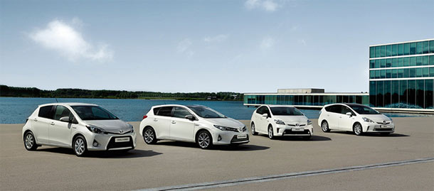 Uspešna prodaja Toyota hibrida