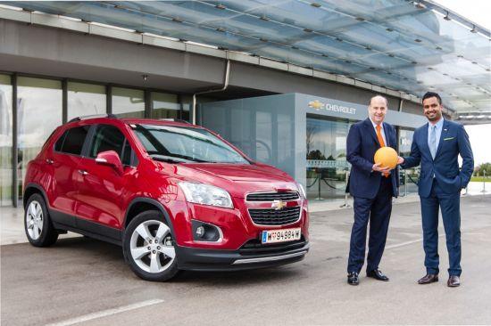 Američki ambasador u Hrvatskoj na predstavljanju Chevrolet Trax-a u Zadru