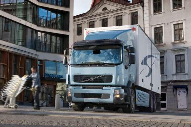 Volvo FE Hybrid kamion sa elektro-motorom