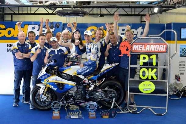 BMW Motorrad pobeda u Superbike šampionatu