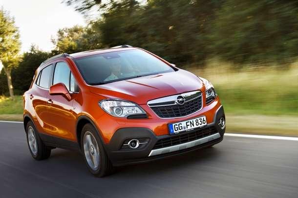 Naručeno 100.000 Opel Mokka širom Evrope