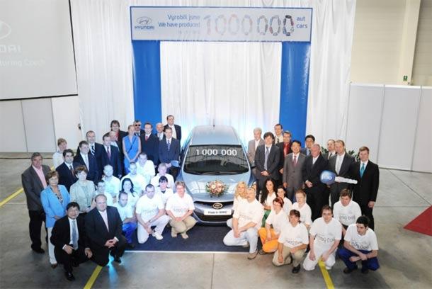 Novi Hyundai i30 milionito vozilo proizvedeno u nagrađenoj fabrici