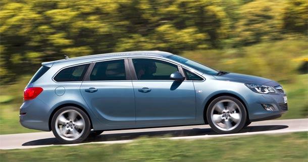 """Opel Astra Sports Tourer, najbolji kompaktni auto ikada na testu izdržljivosti od 100.000 kilometara časopisa """"auto motor und sport"""""""