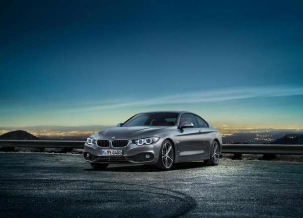 BMW serije 4 Coupe u serijskoj verziji