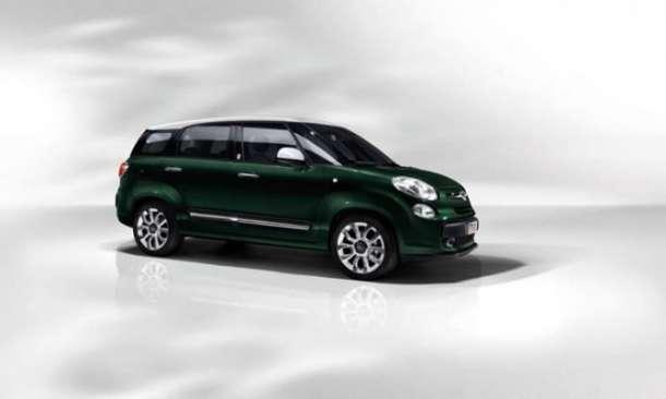 NOVO iz Kragujevca: Fiat 500L Living!