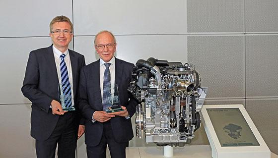 """Nagrada """"Međunarodni motor godine"""" za TSI tehnologiju iz Volkswagena"""