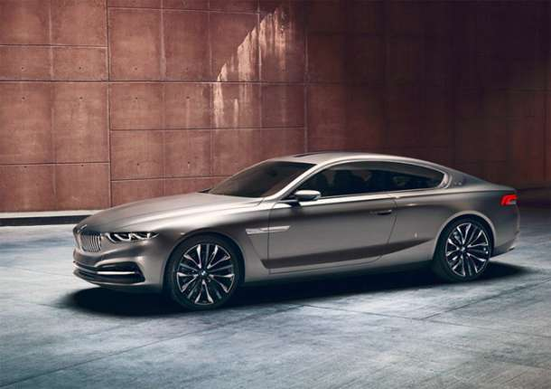 Pininfarina i BMW oduševili Gran Lusso Coupeom