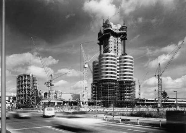 40 godina sedišta kompanije BMW i muzeja u Minhenu