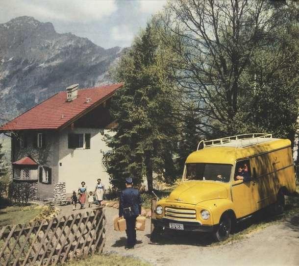 Poreklo Opelove 'Munje'