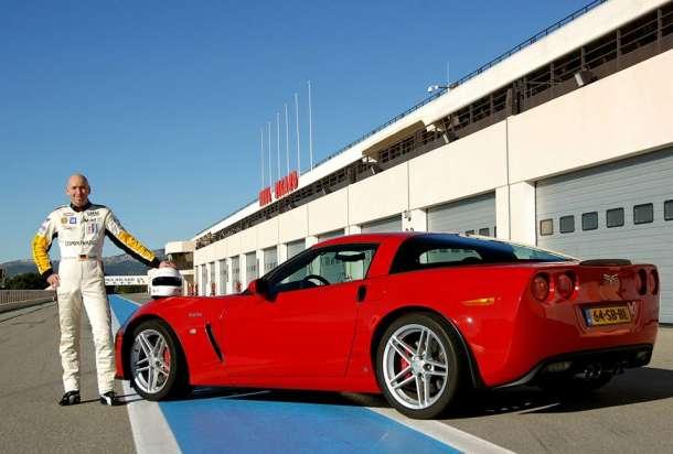 Novi Chevrolet Corvette C7 konačno je stigao u Evropu!