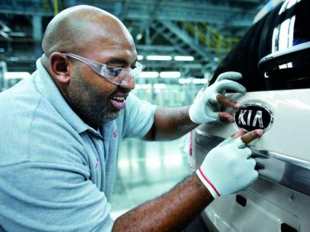 Milionito KIA vozilo proizvedeno u fabrici u Džordžiji (SAD)