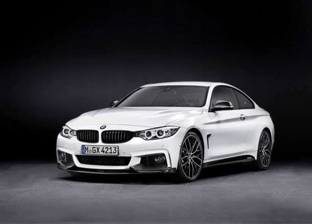 BMW M Performance dodaci za BMW serije 4