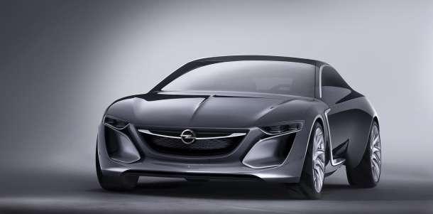 Monza koncept: Ovo je sutrašnjica Opela
