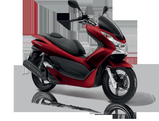 Honda PCX 125 praktični gradski skuter