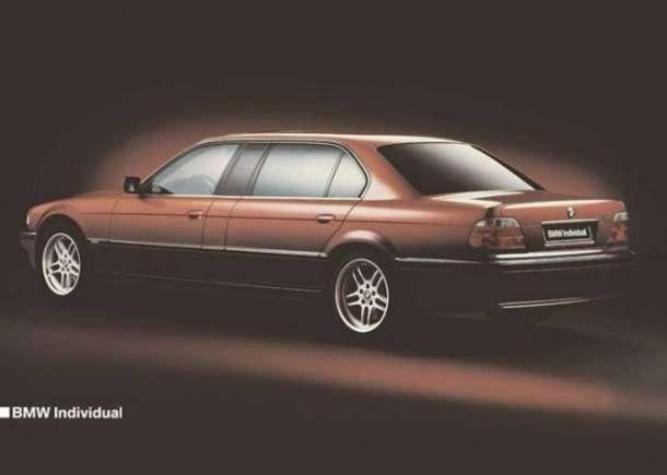 BMW Individual: Jednom, kada je istorija bila budućnost