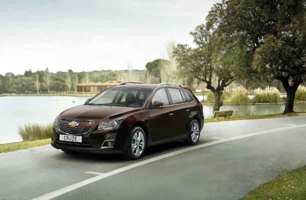 Chevrolet predstavlja mnoštvo novih opcija u ponudi vozila na Sajmu u Frankfurtu