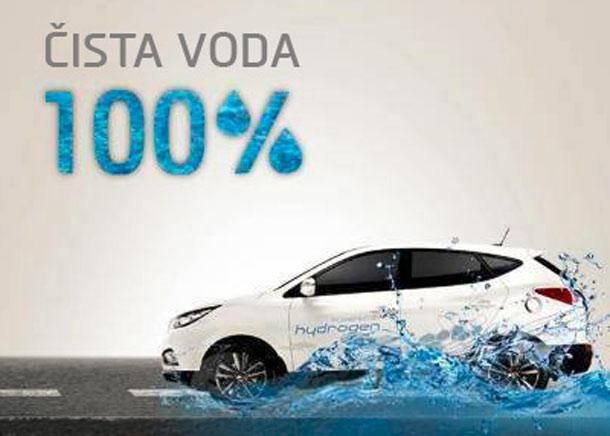Hyundai ix35 koji pretvara vodonik u vodu