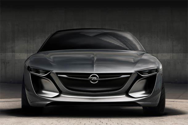 Opel Monza koncept imaće svetsku premijeru na Sajmu automobila u Frankfurtu (IAA)